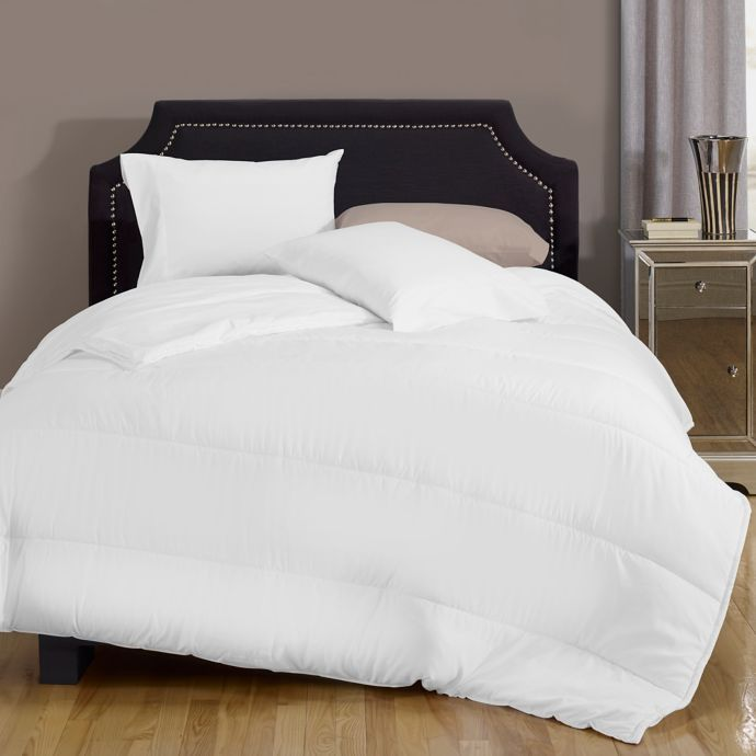 Canada S Best 6 Oz Cotton Rich Comforter In White Bed Bath
