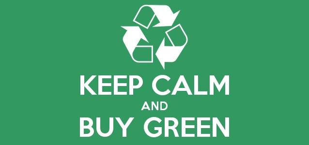 Comprare green fa bene, non solo al tuo umore...
