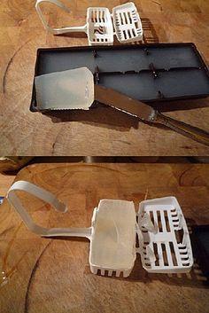 Faire soi-même un bloc wc agar agar huile essentielle vinaigre blanc eau