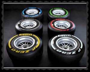 ACTUAL F1 TIRE FOR SALE- ARE YOU LOOKING FOR ANY?