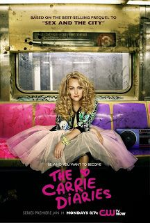 Obsessed: The Carrie Diaries. - Thanks Emma! :P