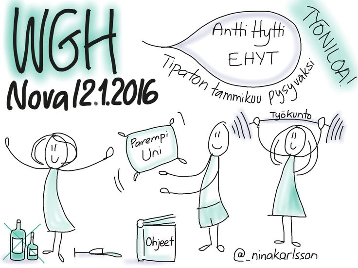 Quick sketch while listening to a talk on the radio. January 2016. More sketchnotes on my website:www.innostaja.fi