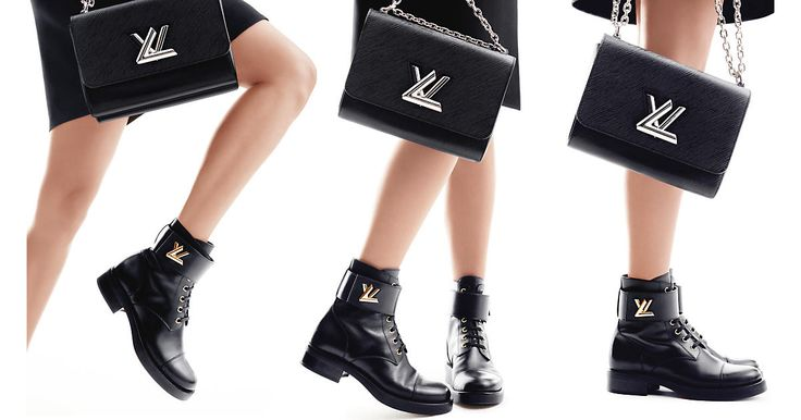 LOUIS VUITTON Official USA Website - The Wonderland boot - Discover the line