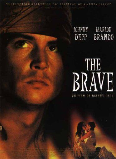 The Brave, Johnny's Tour de Force. The brilliant movie, he co-wrote the screenplay, directed and starred in it. Very much underrated.
