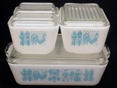 refrigerator dishes