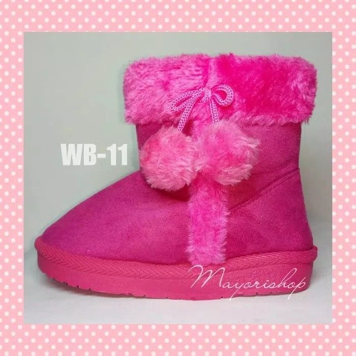 Ready Stock Foto Real Pict Wb 11 Hotpink Size 29