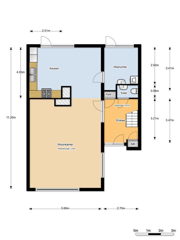 Professionele foto's zijn essentieel om een goed beeld van een woning te kunnen vormen, sommige makelaars bieden 360 graden foto's, of zelfs een vr-tour. Maar om een goede inschatting te kunnen maken van de grootte van de kamers en inrichting hiervan zijn plattegronden ook erg belangrijk. Een plattegrond van je huis geeft inzicht in afmetingen, […]