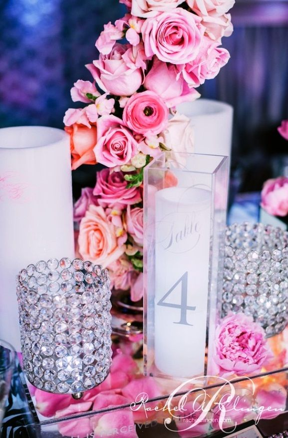 20 Best Table Numbers Images On Pinterest Wedding Tables