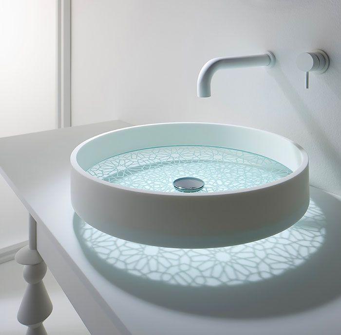 Individuell das Bad gestalten, Waschbecken 3