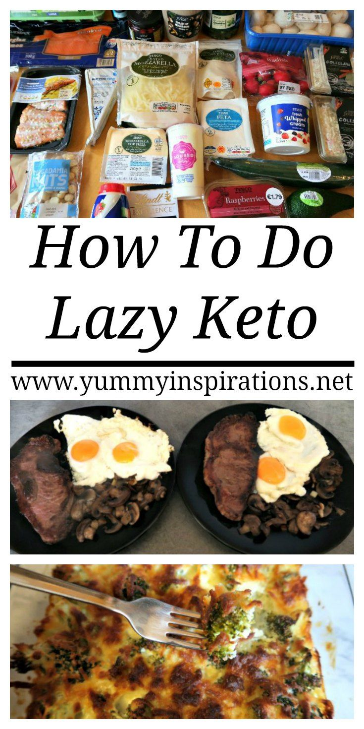 How To Do Lazy Keto What Is Lazy Keto Cooking Lazy Keto Meals Ketogenic Diet Meal Plan Best Keto Diet Keto Diet Meal Plan