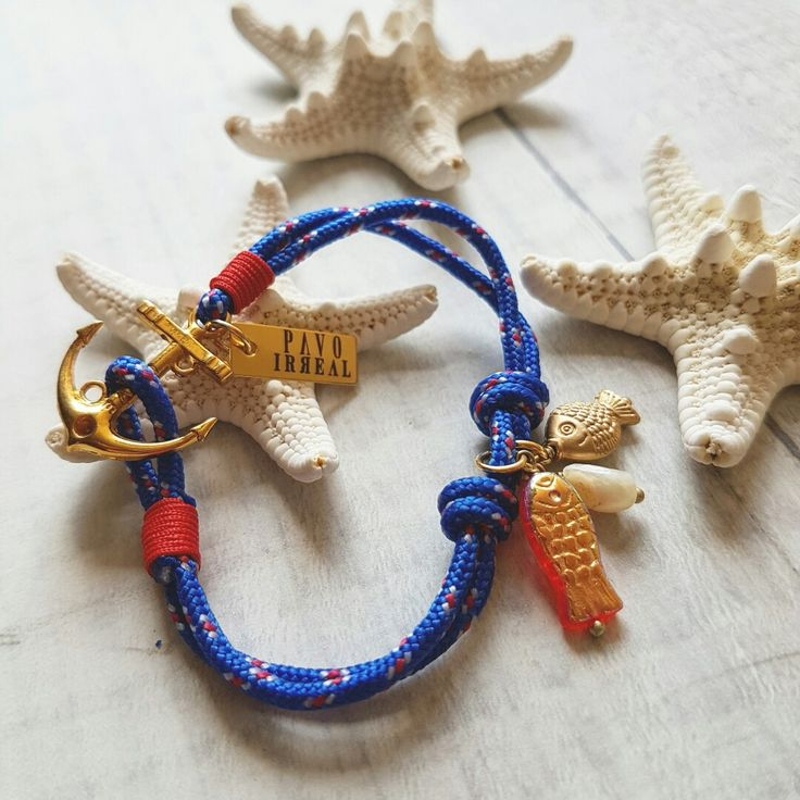 Ref:PU2129 Pulsera fishing day  @pavoirreal #pavoirreal #bracelet #fishing #fish #accesories #golden  #style #mystyle #handmade #design #colombiandesign #style #biyoux #musthave #handcrafted #yocomprocolombiano💯✔️