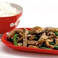 Recept - Japanse rosbief met wasabimarinade - Allerhande