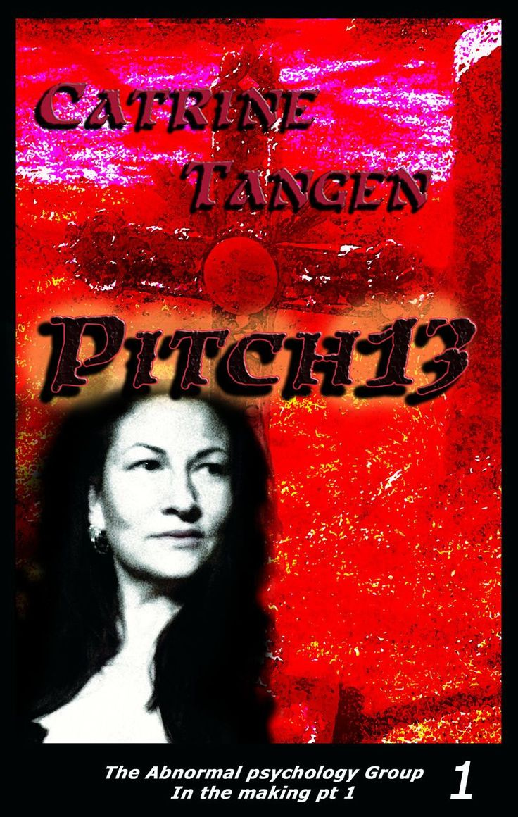 E-BOK: Urban Fantasy - Pitch13 - The Abnormal psychology Group Bok 1 - SWEDISH by Ziddharta on Etsy