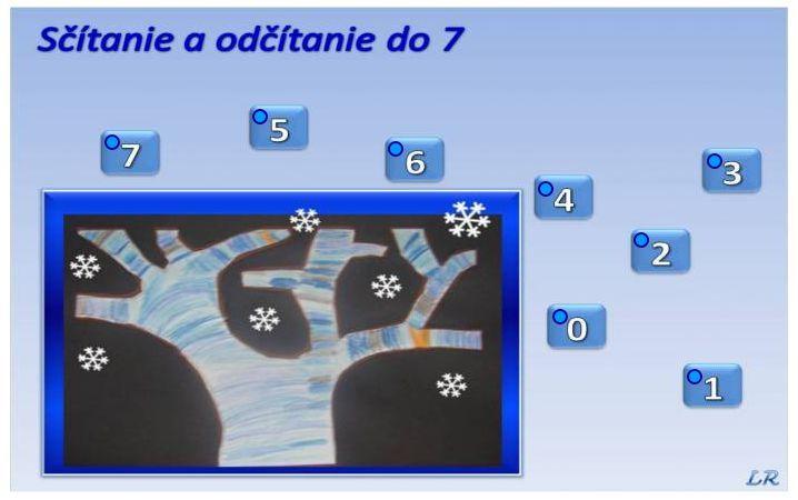 Sčítanie a odčítanie do 7 http://www.purposegames.com/game/scitanie-a-odcitanie-do-72-game