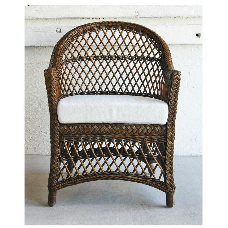 Montego Chair - Pecan from Ambience Store