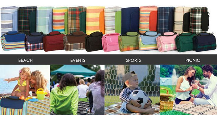 Our Mega Mat Waterproof Picnic Blanket Is Fantastic For Any Outdoor Activity Choose From A Variety Of Designs And Give It Personal Touch By Add