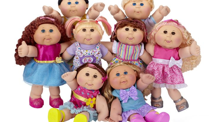 Cabbage Patch Kids Get 2014 Makeover With Skechers Shoes - Bloomberg