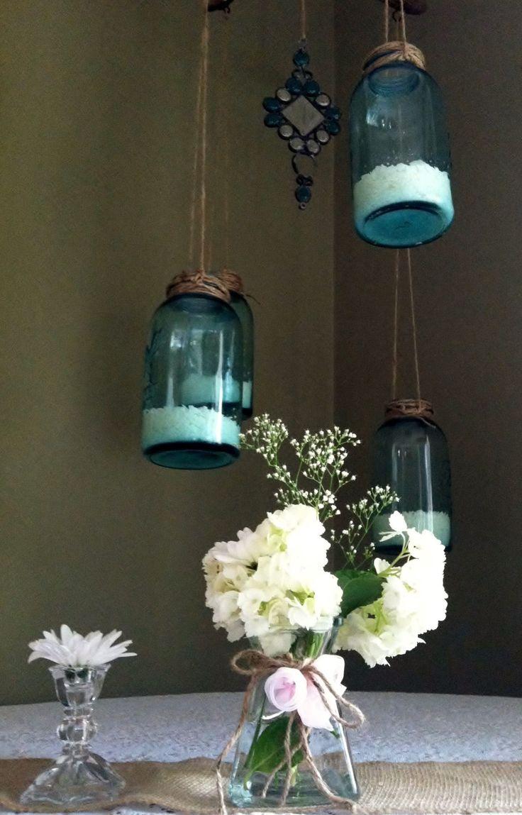 Mason Jar Crafts 139 Best Mason Jar Crafts Images On Pinterest
