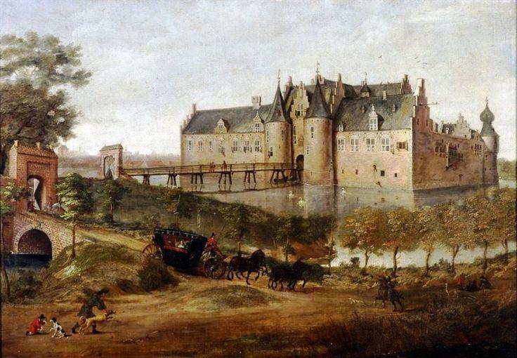 Toutenburg | Het renaissanceslot Toutenburg | Canon van Vollenhove | regiocanons.nl