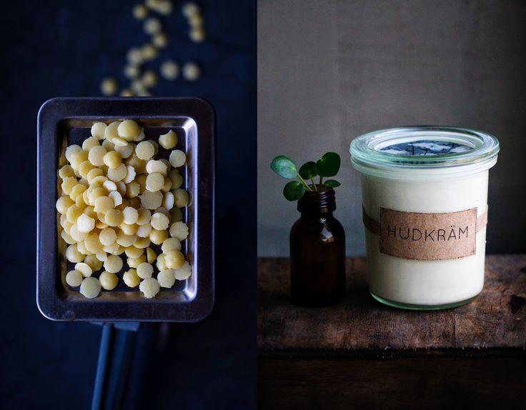 Evelina Organic: Homemade Vegan Skin Cream