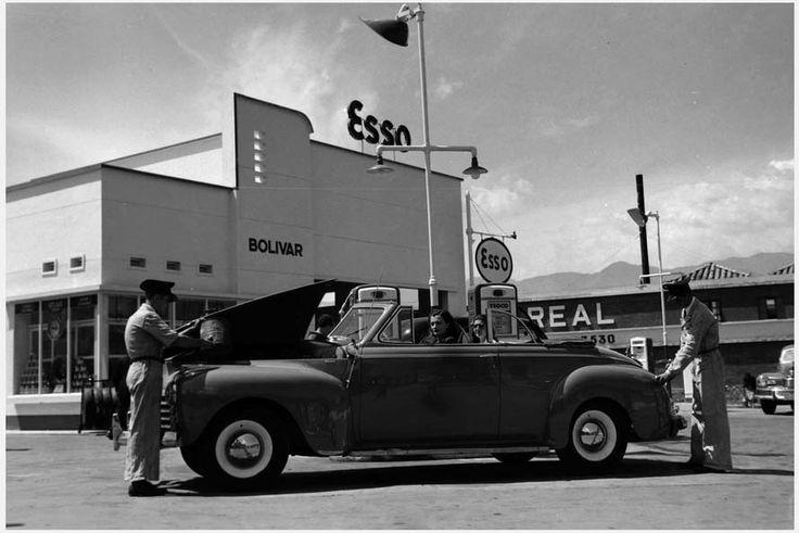 Estación de gasolina Bolívar, localizada sobre la Carrera …   Flickr