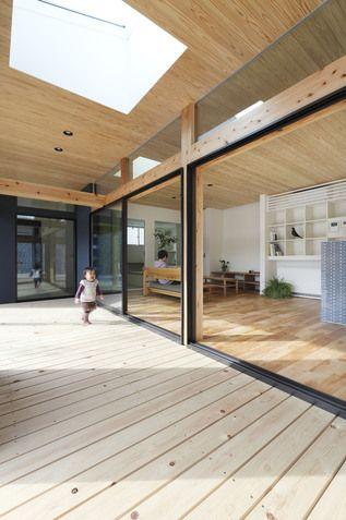 阿久比の家 - Works - 滋賀県 建築設計事務所 建築家 ALTS DESIGN OFFICE (アルツ デザイン オフィス)