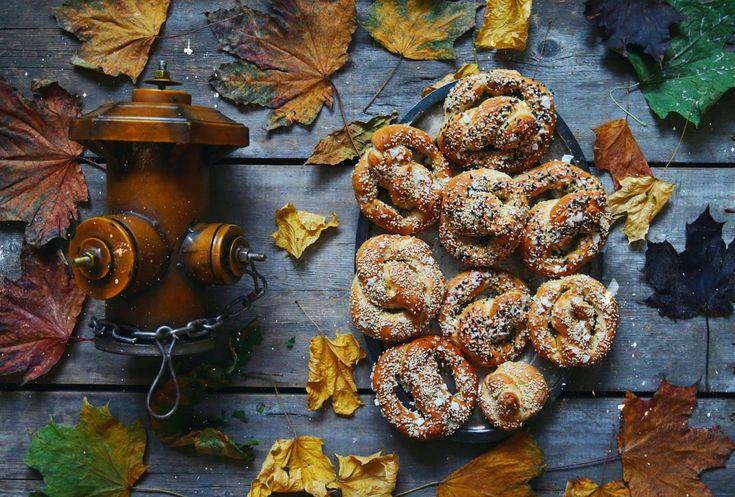 Бретцели (брецели) - немецкие крендели » Рецепты » Кулинарный журнал Насти Понедельник. Кулинарные рецепты с фото.