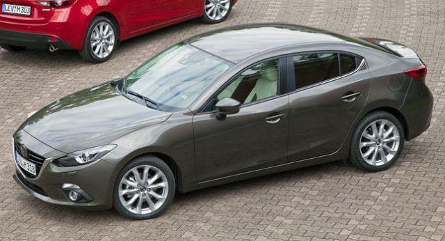 Los Mejores Autos: Nuevo Mazda 3 2014