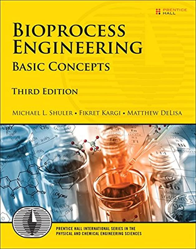 Epub Bioprocess Engineering Basic Concepts 3rd Edition