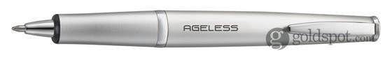 Pilot Ageless Future Silver Ballpoint Pen