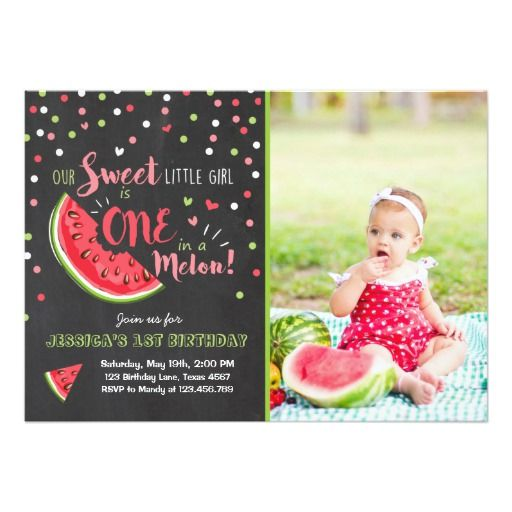 444 best summer birthday party invitations images on pinterest, Birthday invitations