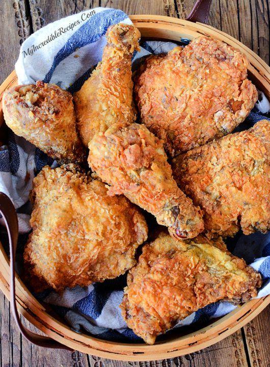 Southern KFC SECRET Fried Chicken Recipe!