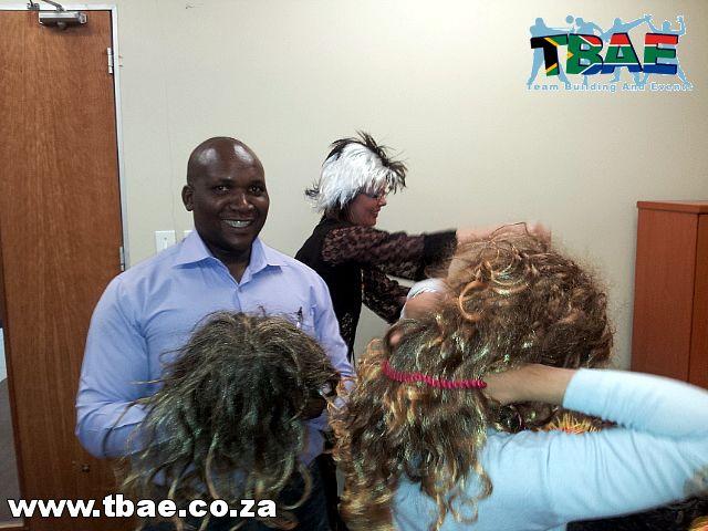 Webber Wentzel Murder Mystery Team Building Johannesburg
