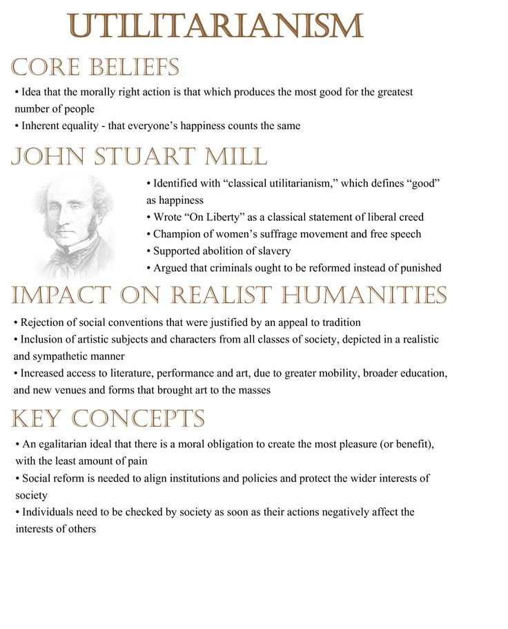 utilitarianism or god do we have A utilitarianism is a form of consequentialism b consequentialism is a form of utilitarianism c utilitarianism and consequentialism are completely independent theories d utilitarianism and consequentialism are inconsistent what does it mean to say a policy is optimific a it treats everyone.