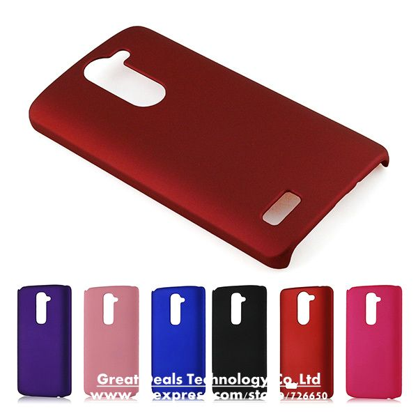 Hybrid Hard Case Cover For LG G3  Matte Skin Various Color Available  +Free  G3 LCD  Screen Protector
