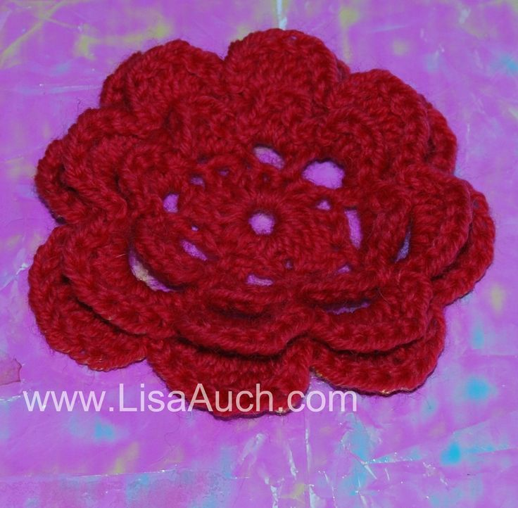 1000 Images About Crochet Flowers On Pinterest Patterns Flower