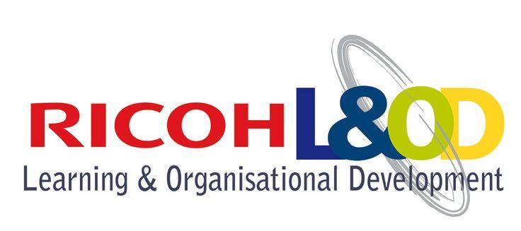 Logo created for Ricoh UK Ltd's internal Learning & Organisational Development Department.