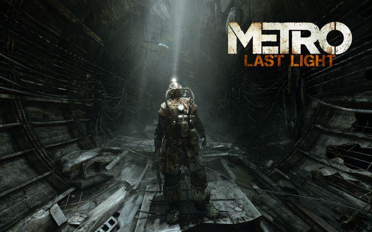 Metro 2033 Last Light - http://gameshero.org/metro-2033-last-light/