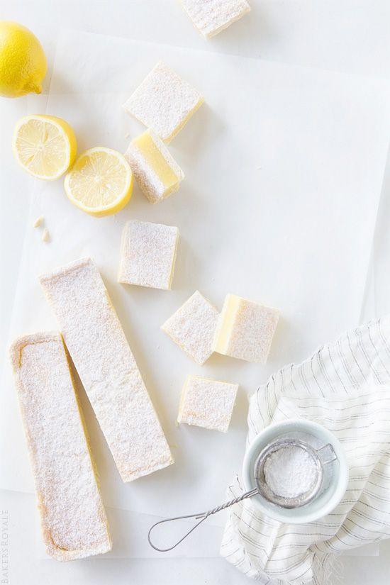 Lemon Bars | Bakers Royale