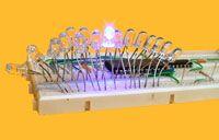 PROYECTOS ELECTRÓNICOS DE ILUMINACIÓN En esta sección encontrará como construir circuito de iluminación y juegos de luces.