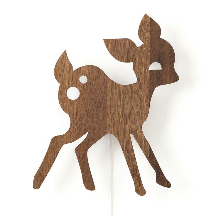 Ferm Living- My Deer Lamp