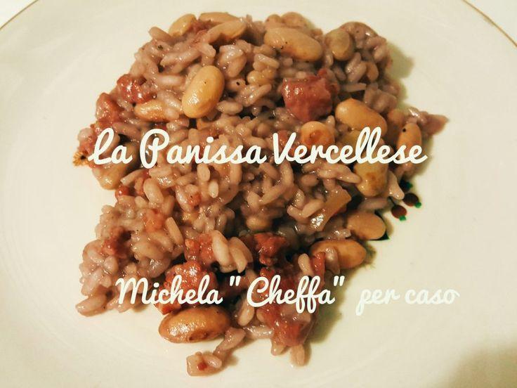 Panissa+vercellese++-+Ricetta+piemontese
