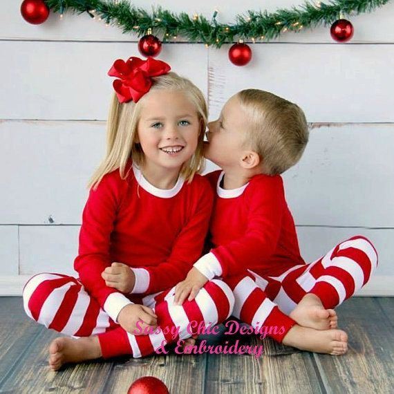 17 best ideas about Girls Christmas Pajamas on Pinterest | Kids ...