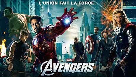 The Avengers, la bande annonce présenté pendant le super bowl (final du football américain) en Amérique, cela donne une idée ce que sera…