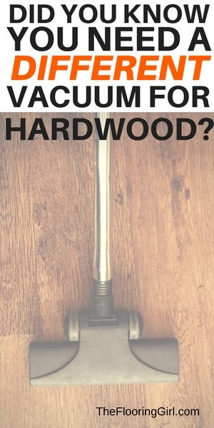Best vacuum for hardwood flooring?  Did you know you should have a DIFFERENT vacuum for hardwood floors vs carpets?  TheFlooringGirl.com