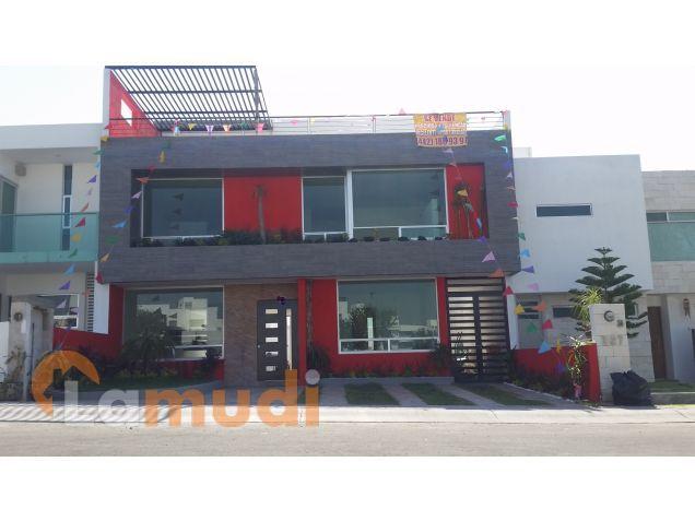 Casa en venta en Queretaro Residencial El Refugio (Querétaro)