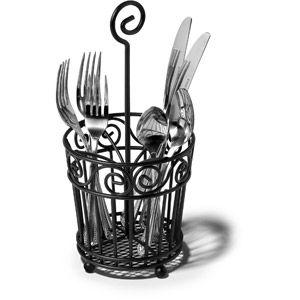 1000 ideas about silverware caddy on pinterest kitchen for Vertical silverware organizer