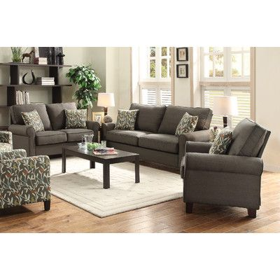coaster noella casual stationary sofa with loose pillow back and loose seat cushions coaster fine furniture