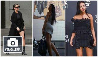 El estilo de Georgina Rodríguez, la novia de Cristiano Ronaldo