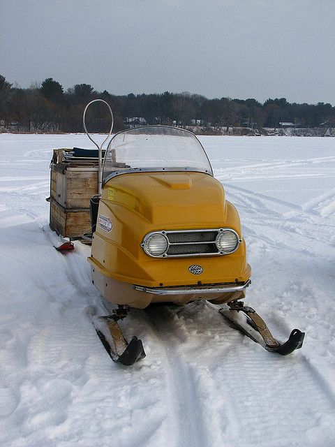 sno-flite snowmobile | Sno-Flite | Flickr - Photo Sharing!